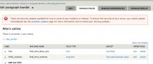 Paragraph Bundle HTML block
